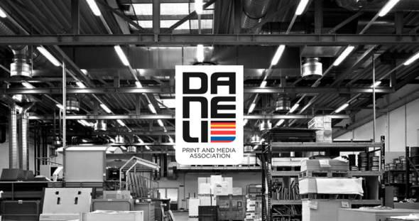 Daneli foto productie met logo